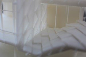 3D printed China House roof 2