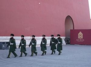 Éste es el morbo que dan los chinos en uniforme.