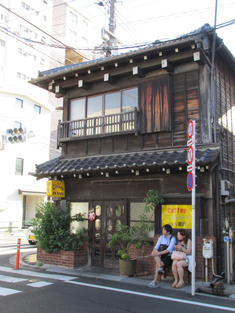 La cafetería Kayaba Coffee.