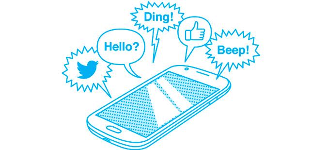 gangguan smartphone terhadap membaca