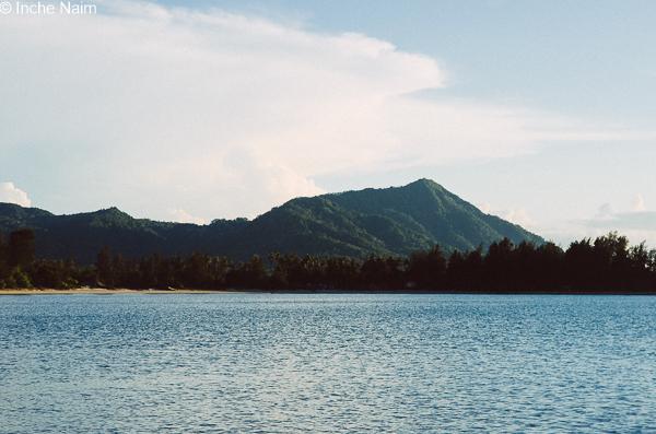 Gunung Sinambong Pulau Banggi