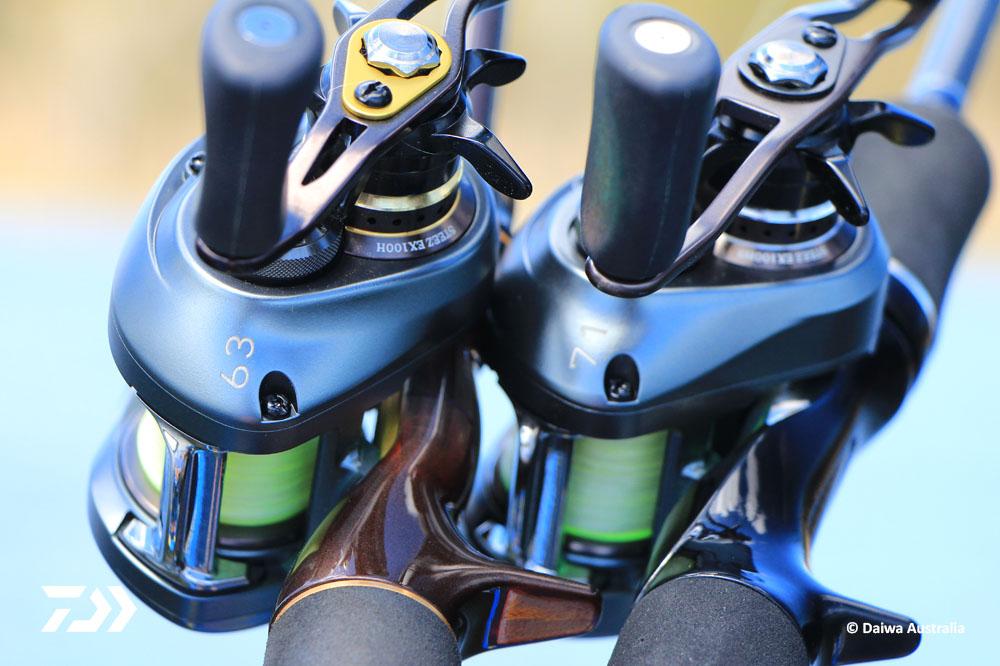 gear ratio baitcaster