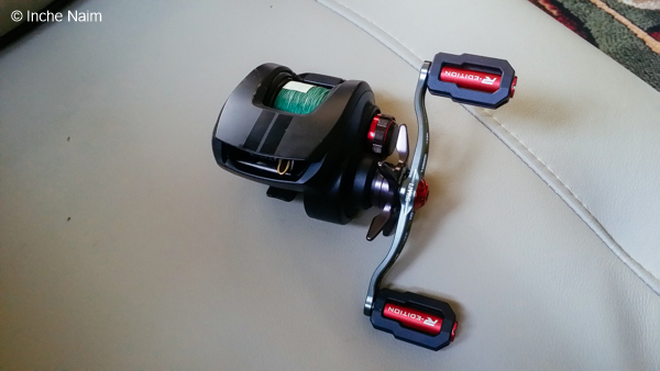 drave on daiwa z2020 black limited custom