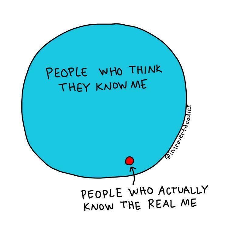 personaliti introvert