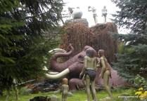 Morgen gibts Mammutsteak