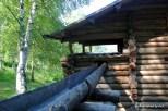 Talcy. Wassermühle Ende 19. Anfang 20. Jahrh