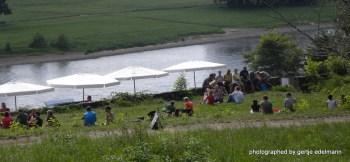 Landpartie? Strausswirtschaft Müller