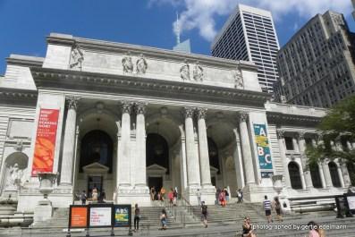 Bibliothek in der 5th Ave