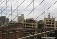 Blick nach Brooklyn