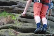 Fuß- und Grifftechnik