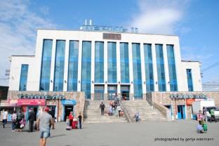 Bahnhof in Perm