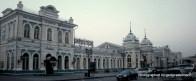 Irkutsk Bahnhof