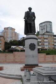 Für den Osten fast so wichtig wie Lenin: Nikolaj Murawjew-Amurskij. Er sicherte mit dem Vertrag von Aigun die russischen Ansprüche auf das Land nördlich des Amur