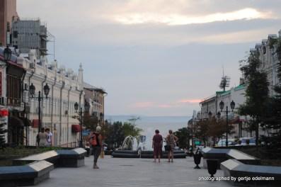 Die Admirala Fokina Straße