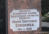 Gewinner der stalinschen Auszeichnung Verdienter Künstler der RSFSR