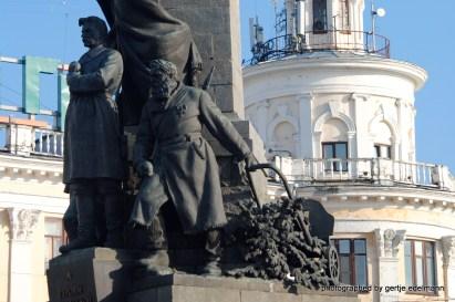 Denkmal für die Opfer des Bürgerkrieges im Fernen Osten