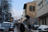 auf dem Weg zum Svrzina Haus