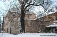 Der alte jüdische Tempel