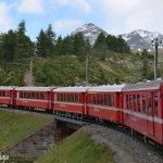 Trenino rosso del Bernina con bambini: come organizzare il viaggio