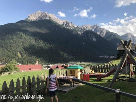 Valle dello Stubai in estate con bambini
