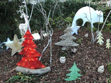 Natale in grotta alle grotte di Rescia