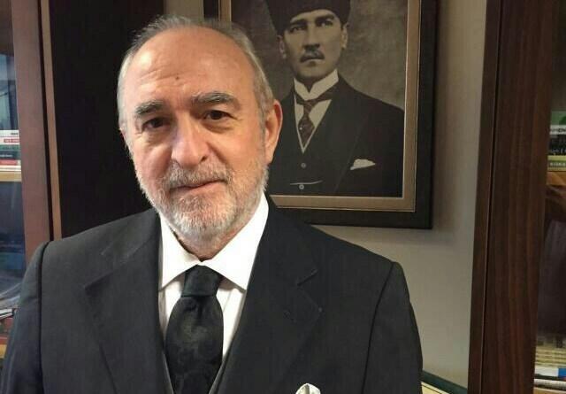Av.Prof.Dr. NECDET BASA Türkiye Barolar Birliği Başkan Başdanışmanı | inci  Sineması