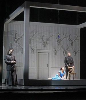 Эльчин Азизов в Метрополитен Опера