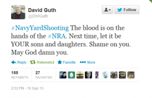 David Guth Tweet - pop hat.com
