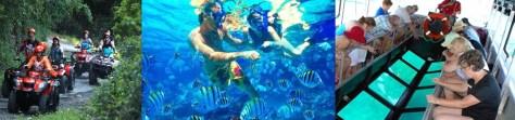 Bali ATV Ride and Snorkeling Tour