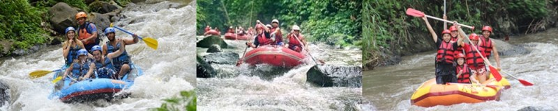 Bali Ayung Rafting