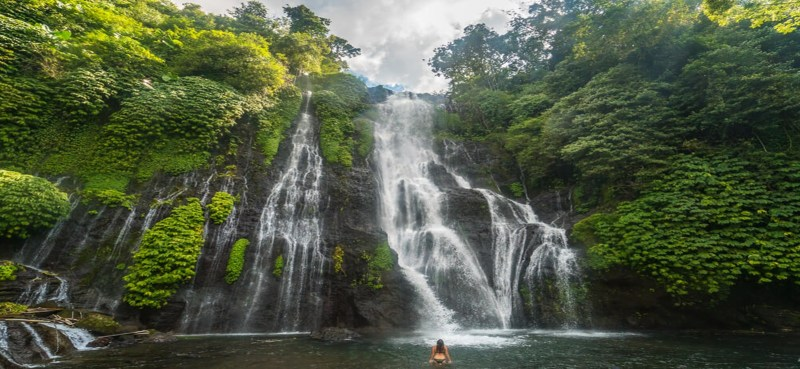 Banyumala Waterfall Tour Package