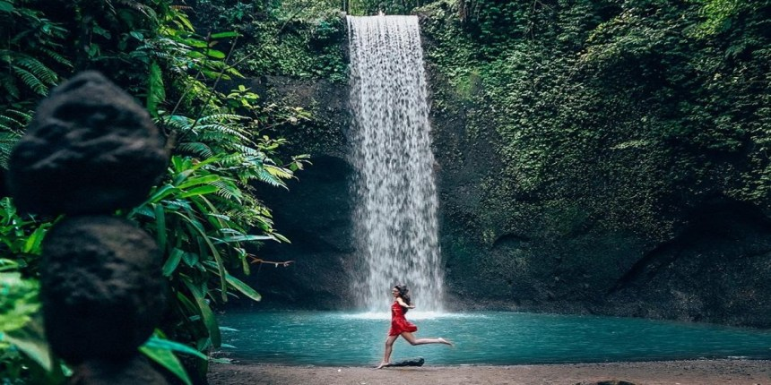 Bali Tibumana Waterfall Tour