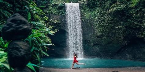 Tibumana Waterfall Tour