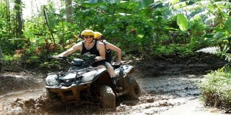 Bali ATV and Kintamani Volcano Tour