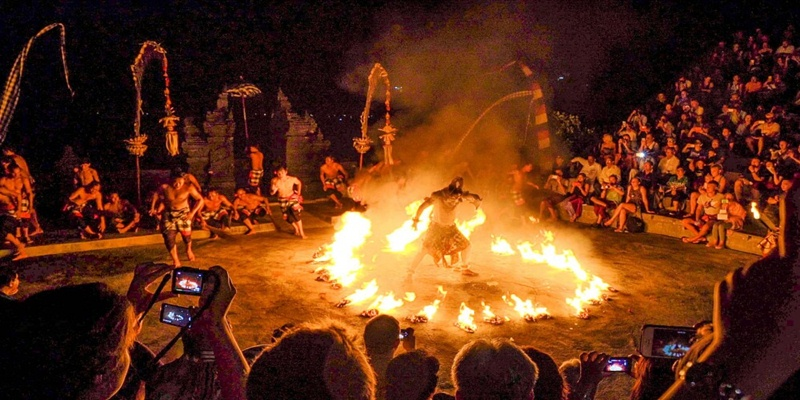 Bali Kecak and Fire Dance