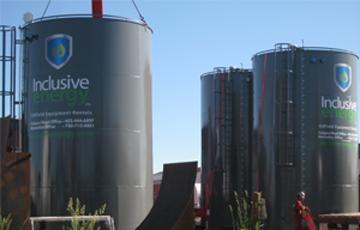 1000 BBL Storage Tanks