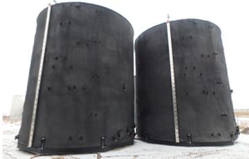 2000 BBL Storage Tanks
