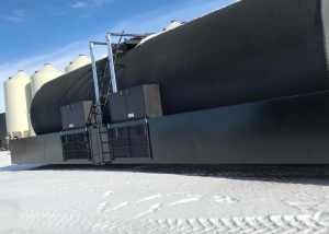 800 BBL Horizontal Viro Tanks