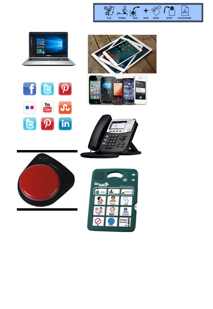 Free SEN ICT teaching resources
