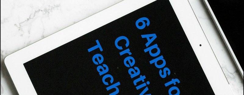 SEN Ipad apps teachers