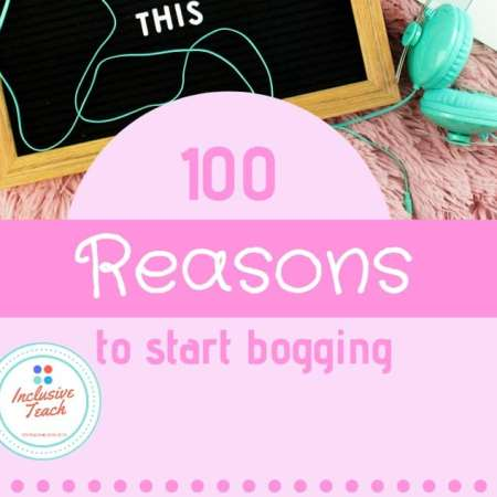 Reasons to start an education blog