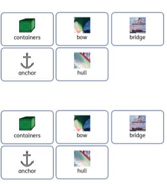 Free SEN teaching topic worksheets