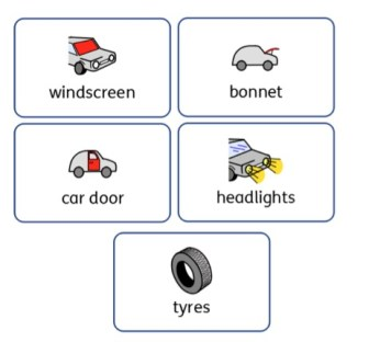 Free SEN teaching transport topic worksheets