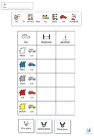 Free SEN teaching topic worksheets