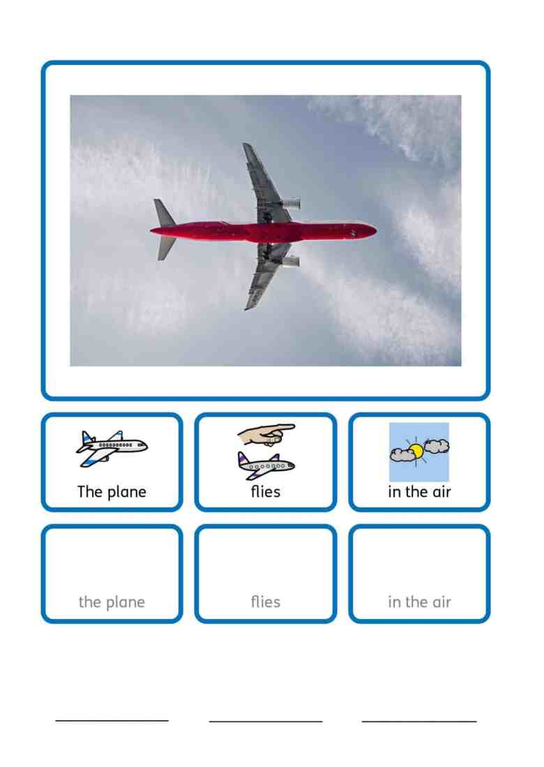Sen Transport worksheet air sea land vehicles