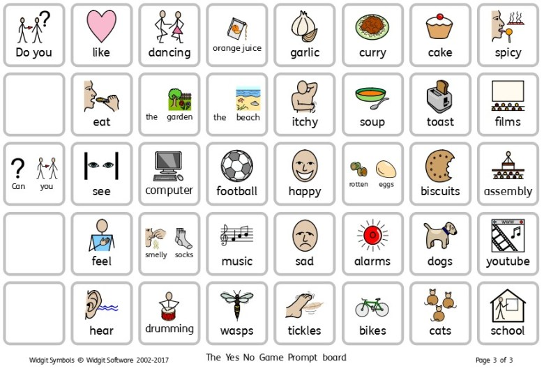 AAC games teaching resources