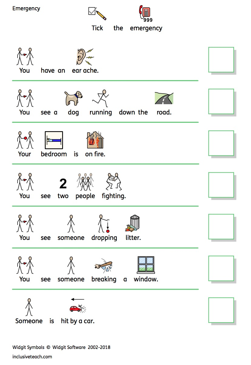 image regarding Free Printable Picture Communication Symbols named People today that assist us: Printable Materials. Free of charge SEN worksheets