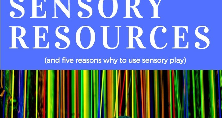 sensory education resources