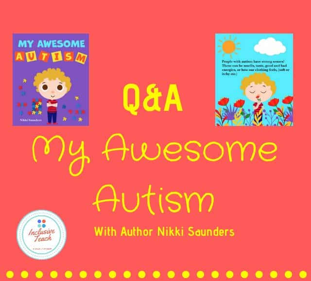 My awesome Autism Nikki saunders