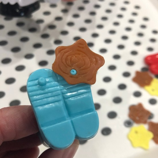 AAC game Gassy Cow Fine motor and turn taking